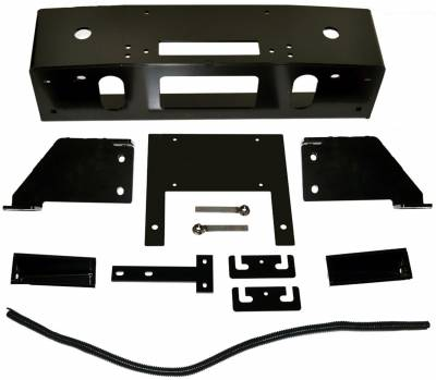 Winches and Accessories - Winch Mount Kit - Warn - Hidden Kit Winch Mounting System | Warn (63670)