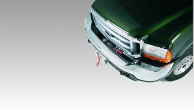 Winches and Accessories - Winch Mount Kit - Warn - Hidden Kit Winch Mounting System | Warn (62289)