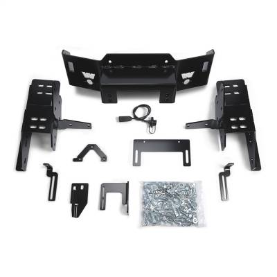 Winches and Accessories - Winch Mount Kit - Warn - Hidden Winch Kit | Warn (98055)