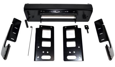 Winches and Accessories - Winch Mount Kit - Warn - Gen II Trans4Mer Winch Mount Kit | Warn (90125)
