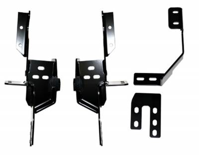 Winches and Accessories - Winch Mount Kit - Warn - Gen II Trans4Mer Winch Mount Kit | Warn (90155)