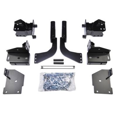 Winches and Accessories - Winch Mount Kit - Warn - Gen II Trans4mer Winch Mount Bracket Kit | Warn (95176)