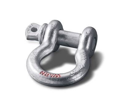 Winches and Accessories - Winch Shackle - Warn - D-Shackle | Warn (88999)
