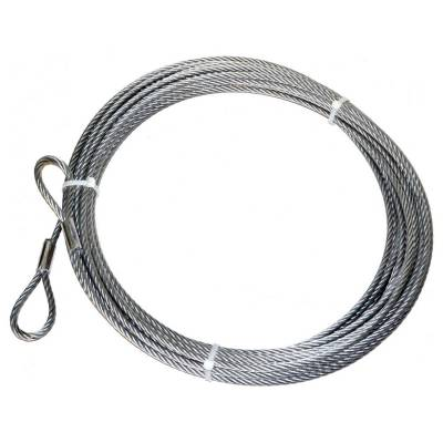 Winches and Accessories - Winch Rope Extension - Warn - Wire Rope Extension | Warn (25431)
