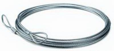 Winches and Accessories - Winch Rope Extension - Warn - Wire Rope Extension | Warn (25430)