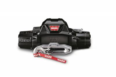 Winches and Accessories - Winch Cover - Warn - ZEON Winch Cover | Warn (89775)