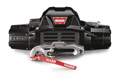 Winches and Accessories - Winch Cover - Warn - ZEON Winch Cover | Warn (87555)