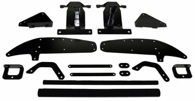 Front End Protection - Grille Guard - Warn - Trans4mer Grille Guard   Warn (75515)