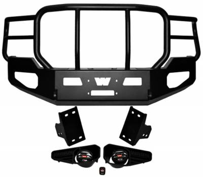 Warn - Heavy Duty Bumper | Warn (85885)
