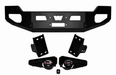 Warn - Heavy Duty Bumper | Warn (85881)