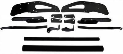 Front End Protection - Grille Guard - Warn - Trans4mer Grille Guard | Warn (39680)