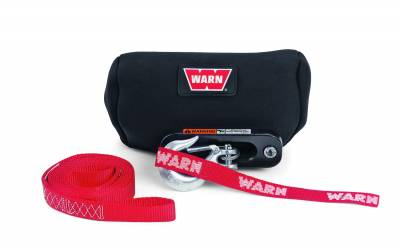 Winches and Accessories - Winch Cover - Warn - Soft Winch Cover | Warn (8557)