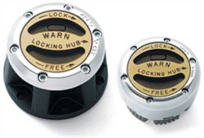 Warn - Premium Manual Hub Kit | Warn (20990)