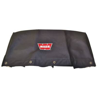 Winches and Accessories - Winch Cover - Warn - Soft Winch Cover | Warn (15639)