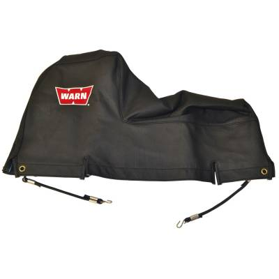 Winches and Accessories - Winch Cover - Warn - Soft Winch Cover | Warn (13916)