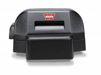 Winches and Accessories - Winch Cover - Warn - Hard Winch Cover | Warn (34035)