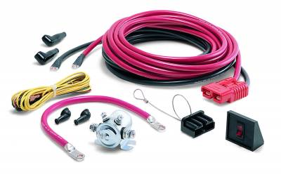 Winches and Accessories - Winch Wire Harness - Warn - Quick Connect Power Cable | Warn (32966)