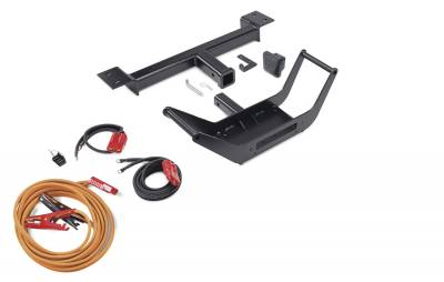 Towing Accessories - Trailer Hitch - Warn - Front Receiver | Warn (25852)