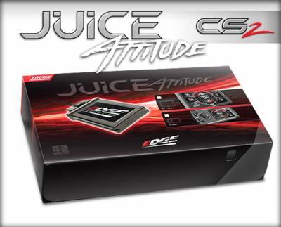 Performance Engine & Drivetrain - Tuners and Chips - Edge Products - Juice w/Attitude CS2 Programmer | Edge Products (31400)