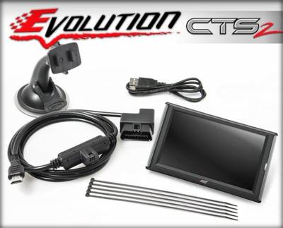 Performance Engine & Drivetrain - Tuners and Chips - Edge Products - CTS2 California Edition Diesel Evolution Programmer
