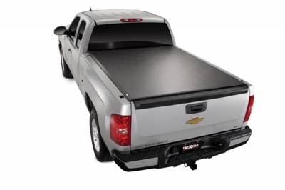 Truxedo - 01-07 GM short bed TruXedo Lo Pro QT Tonneau Cover | Truxedo (581101)