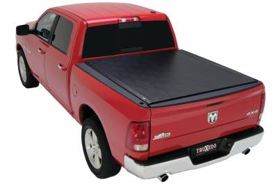 Truxedo - 10-20 RAM without ram box TruXedo Lo Pro QT Tonneau Cover | Truxedo (546901)