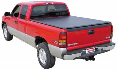 Exterior Accessories - Tonneau Cover - Truxedo - 01-07 GM Classic Long Box TruXport Tonneau Cover | Truxedo (281601)