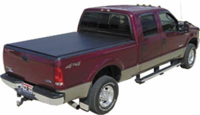 Exterior Accessories - Tonneau Cover - Truxedo - 08-16 Ford TruXedo Lo Pro QT Tonneau Cover | Truxedo (569601)