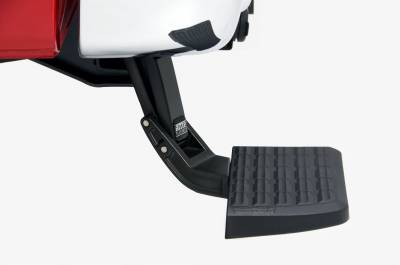 Nerf Bar, Side Step and Truck Step - Truck Bed Step - AMP Research - 99-16 Ford F250/F350/F450 Super Dury AMP Research, BedStep, 75303-01A