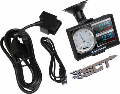 SCT Performance - LiveWire TS Performance Programmer And Monitor | SCT Performance (5015)
