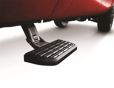 Nerf Bar, Side Step and Truck Step - Truck Step - AMP Research - 99-14 SILVERADO/SIERRA AMP Research, BedStep2, 75400-01A