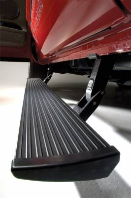 Exterior Accessories - Power Running Board - AMP Research - 03-09 RAM 2500/3500 QUAD CAB AMP Research, PowerStep, 75101-01A - Diesel Pros