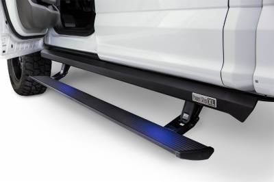 AMP Research - PowerStep XL Mega Cab | AMP Research (77148-01A) - Image 1