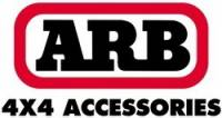 ARB 4x4 Accessories - Front Deluxe Bull Bar Winch Mount Bumper | ARB 4x4 Accessories (3452020)