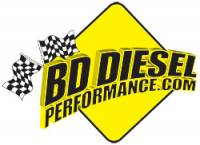 BD Diesel - Xtruded Auxiliary Transmission Oil Cooler Kit | BD Diesel (1030606-1/2)