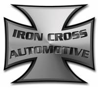 Iron Cross Automotive - 4 in. Wheel To Wheel Tube Step | Iron Cross Automotive (43-612-B)