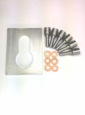 Dodge 03-04 Injector Nozzle Set 30 percent Over 90hp Dynomite Diesel