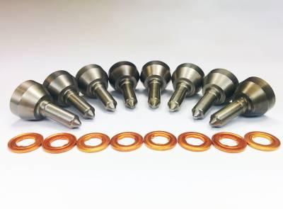 Dynomite Diesel - Ford 99-03 7.3L Stage 1 Nozzle Set 15 Percent Over Dynomite Diesel - Image 3