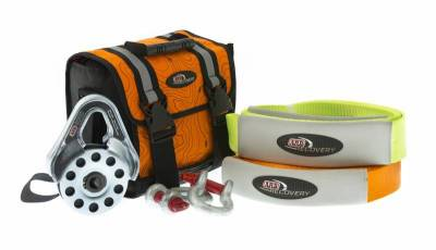 Winches and Accessories - Recovery Kit - ARB 4x4 Accessories - ARB Essentials Recovery Kit   ARB 4x4 Accessories (RK11)