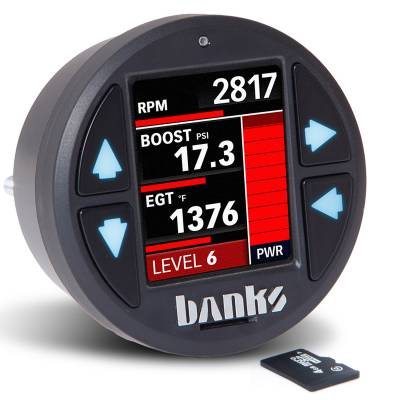 Banks Power - Derringer Tuner (Gen2) with iDash 1.8 DataMonster 2017-19 Chevy/GMC 2500/3500 6.6L L5P 66793 - Image 4