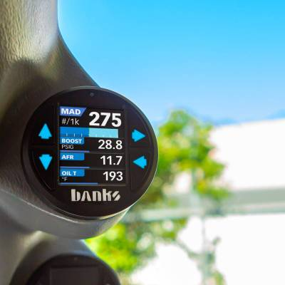 Banks Power - Derringer Tuner w/DataMonster with ActiveSafety includes Banks iDash 1.8 DataMonster for 2020 Chevy/GMC 2500/3500 6.6L Duramax L5P Banks Power 67103 - Image 8