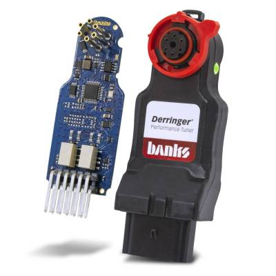 Banks Power - Derringer Tuner w/SuperGauge includes ActiveSafety and Banks iDash 1.8 SuperGauge for 2020 Chevy/GMC 2500/3500 6.6L Duramax L5P Banks Power 67102 - Image 2