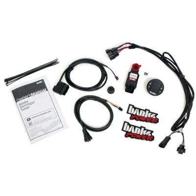 Banks Power - Derringer Tuner with iDash 1.8 DataMonster with ActiveSafety 17-19 Ford 6.7 Banks Power 66795 - Image 2