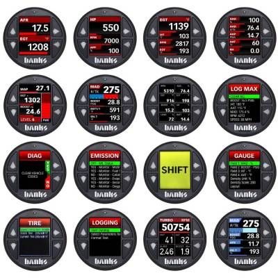 Banks Power - Derringer Tuner with iDash 1.8 DataMonster with ActiveSafety 17-19 Ford 6.7 Banks Power 66795 - Image 5