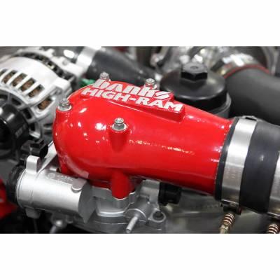 Banks Power - High-Ram Air Intake Elbow 03-04 Ford 6.0L Stock Intercooler Banks Power 42750 - Image 2