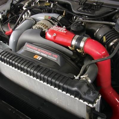 Banks Power - High-Ram Air Intake Elbow 03-04 Ford 6.0L Stock Intercooler Banks Power 42750 - Image 4