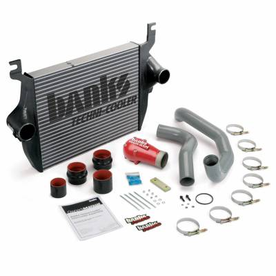 Banks Power - Intercooler System 03-04 Ford 6.0L F250/F350/F450 W/High-Ram and Boost Tubes Banks Power 25974 - Image 2