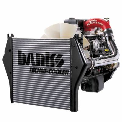 Banks Power - Intercooler System 03-05 Dodge 5.9L W/Monster-Ram and Boost Tubes Banks Power 25980 - Image 2