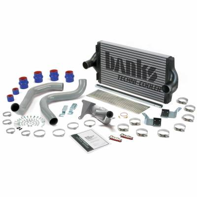 Banks Power - Intercooler System W/Boost Tubes 99 Ford 7.3L Banks Power 25972 - Image 2