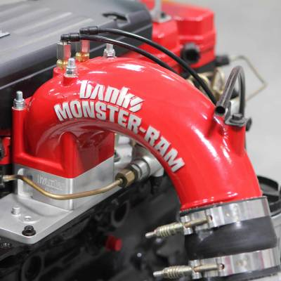 Banks Power - Monster-Ram Intake Elbow Kit 03-07 Dodge 5.9L Stock Intercooler Banks Power 42765 - Image 2